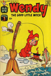 Cover Thumbnail for Wendy, the Good Little Witch (Harvey, 1960 series) #25