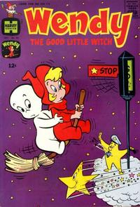 Cover Thumbnail for Wendy, the Good Little Witch (Harvey, 1960 series) #26