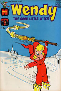 Cover Thumbnail for Wendy, the Good Little Witch (Harvey, 1960 series) #28