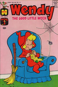 Cover Thumbnail for Wendy, the Good Little Witch (Harvey, 1960 series) #32