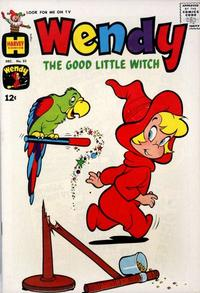 Cover Thumbnail for Wendy, the Good Little Witch (Harvey, 1960 series) #33