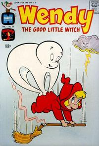 Cover Thumbnail for Wendy, the Good Little Witch (Harvey, 1960 series) #34