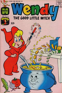 Cover Thumbnail for Wendy, the Good Little Witch (Harvey, 1960 series) #36