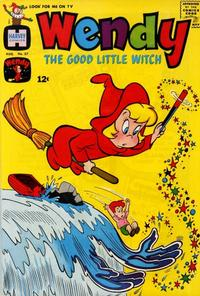 Cover Thumbnail for Wendy, the Good Little Witch (Harvey, 1960 series) #37