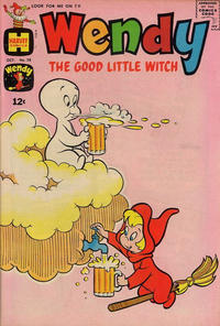 Cover Thumbnail for Wendy, the Good Little Witch (Harvey, 1960 series) #38