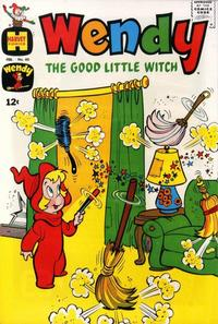 Cover Thumbnail for Wendy, the Good Little Witch (Harvey, 1960 series) #40