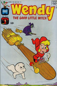 Cover Thumbnail for Wendy, the Good Little Witch (Harvey, 1960 series) #41