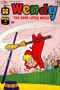 Cover Thumbnail for Wendy, the Good Little Witch (Harvey, 1960 series) #43