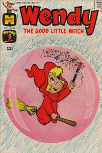 Cover Thumbnail for Wendy, the Good Little Witch (Harvey, 1960 series) #45
