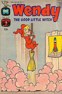 Cover Thumbnail for Wendy, the Good Little Witch (Harvey, 1960 series) #47