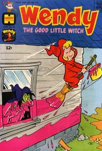 Cover Thumbnail for Wendy, the Good Little Witch (Harvey, 1960 series) #48