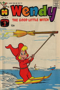 Cover Thumbnail for Wendy, the Good Little Witch (Harvey, 1960 series) #49