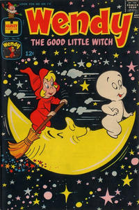 Cover Thumbnail for Wendy, the Good Little Witch (Harvey, 1960 series) #50