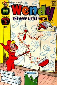Cover Thumbnail for Wendy, the Good Little Witch (Harvey, 1960 series) #53