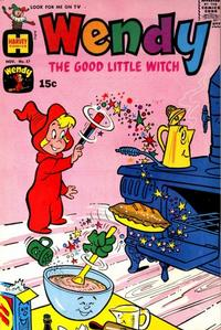 Cover Thumbnail for Wendy, the Good Little Witch (Harvey, 1960 series) #57