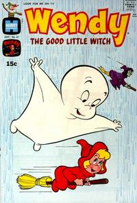 Cover Thumbnail for Wendy, the Good Little Witch (Harvey, 1960 series) #61