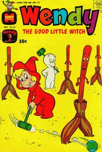 Cover Thumbnail for Wendy, the Good Little Witch (Harvey, 1960 series) #62