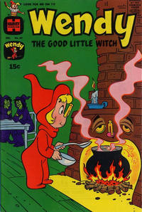 Cover Thumbnail for Wendy, the Good Little Witch (Harvey, 1960 series) #64