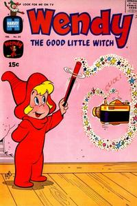 Cover Thumbnail for Wendy, the Good Little Witch (Harvey, 1960 series) #65