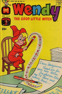 Cover Thumbnail for Wendy, the Good Little Witch (Harvey, 1960 series) #66
