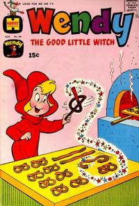 Cover Thumbnail for Wendy, the Good Little Witch (Harvey, 1960 series) #68