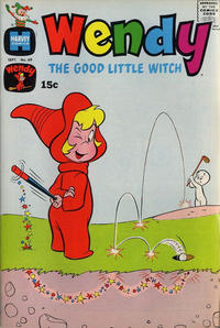 Cover Thumbnail for Wendy, the Good Little Witch (Harvey, 1960 series) #69
