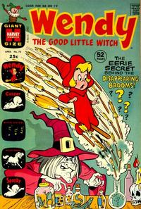 Cover Thumbnail for Wendy, the Good Little Witch (Harvey, 1960 series) #72