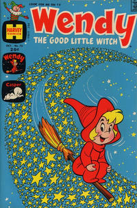 Cover Thumbnail for Wendy, the Good Little Witch (Harvey, 1960 series) #75