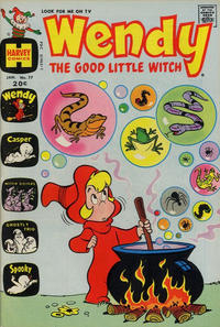 Cover Thumbnail for Wendy, the Good Little Witch (Harvey, 1960 series) #77