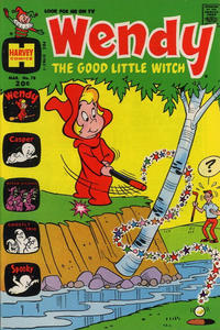 Cover Thumbnail for Wendy, the Good Little Witch (Harvey, 1960 series) #78