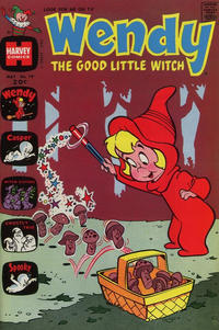 Cover Thumbnail for Wendy, the Good Little Witch (Harvey, 1960 series) #79