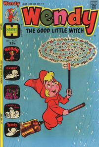 Cover Thumbnail for Wendy, the Good Little Witch (Harvey, 1960 series) #84