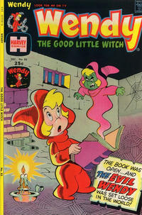 Cover Thumbnail for Wendy, the Good Little Witch (Harvey, 1960 series) #85