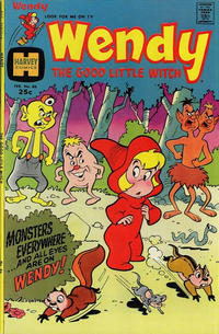 Cover Thumbnail for Wendy, the Good Little Witch (Harvey, 1960 series) #86
