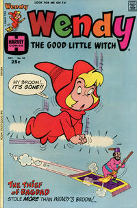 Cover Thumbnail for Wendy, the Good Little Witch (Harvey, 1960 series) #90