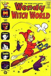Cover Thumbnail for Wendy Witch World (Harvey, 1961 series) #1