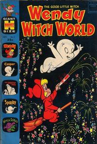 Cover Thumbnail for Wendy Witch World (Harvey, 1961 series) #2