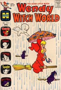 Cover Thumbnail for Wendy Witch World (Harvey, 1961 series) #3