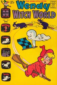 Cover Thumbnail for Wendy Witch World (Harvey, 1961 series) #5