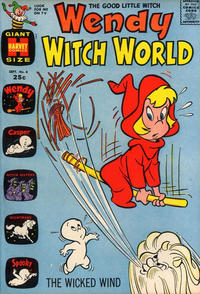 Cover Thumbnail for Wendy Witch World (Harvey, 1961 series) #6