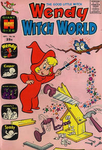 Cover Thumbnail for Wendy Witch World (Harvey, 1961 series) #26