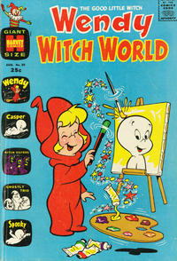 Cover Thumbnail for Wendy Witch World (Harvey, 1961 series) #30