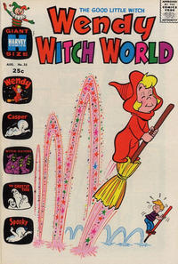 Cover Thumbnail for Wendy Witch World (Harvey, 1961 series) #35