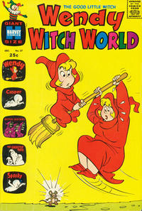 Cover Thumbnail for Wendy Witch World (Harvey, 1961 series) #37