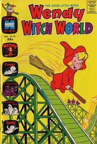 Cover Thumbnail for Wendy Witch World (Harvey, 1961 series) #40