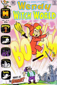 Cover Thumbnail for Wendy Witch World (Harvey, 1961 series) #44