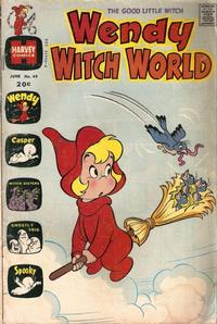 Cover Thumbnail for Wendy Witch World (Harvey, 1961 series) #49