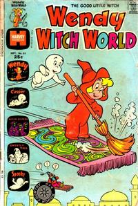 Cover Thumbnail for Wendy Witch World (Harvey, 1961 series) #53