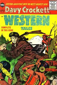 Cover Thumbnail for Western Tales (Harvey, 1955 series) #32