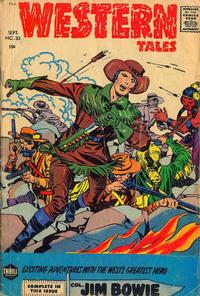Cover Thumbnail for Western Tales (Harvey, 1955 series) #33